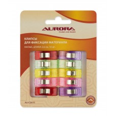 Клипсы Aurora малые для фиксации AU-C2610