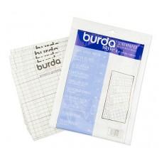 Шелковая бумага Burda с разметкой 150x110 см 5 шт 1036 A