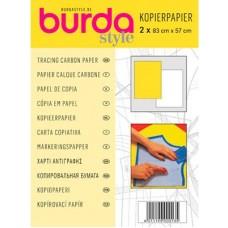 Копировальная бумага Burda 83x57 см 2 шт 1300 A