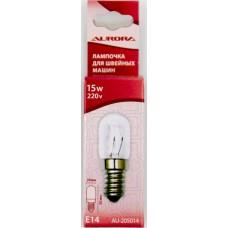 Лампочка Aurora для швейной машины винтовая 15W AU-205014