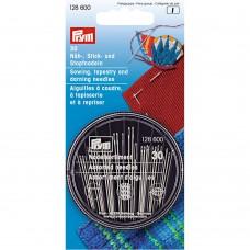 Набор игл PRYM для шитья, вышивки и штопки 30 шт 128600