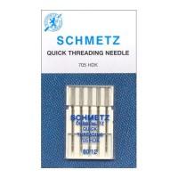 Иглы Schmetz легковдеваемая №80 5 шт 705 HDK
