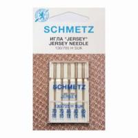 Иглы Schmetz для джерси №70-90 5 шт. 130/705H-SUK