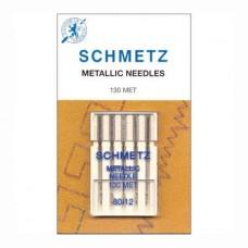 Иглы Schmetz металлик №80 5 шт 130/705H-MET