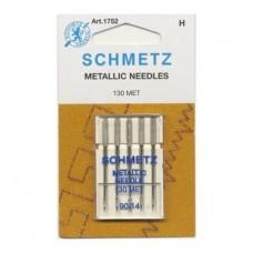 Иглы Schmetz металлик №90 5 шт 130/705H-MET