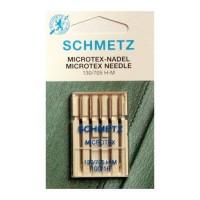 Иглы Schmetz микротекс №100 5 шт. 130/705H-M