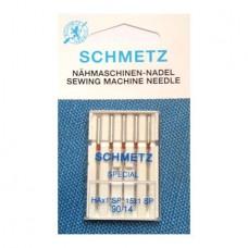 Иглы Schmetz супер стрейч №90 5 шт. HAx1 SP