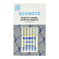Иглы Schmetz стрейч №65-90 5 шт. 130/705H-S
