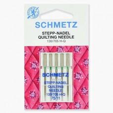 Иглы Schmetz для квилтинга №75 5 шт. 130/705H-Q