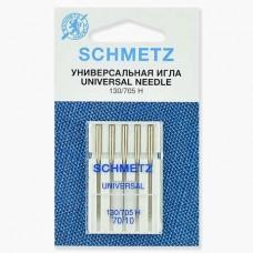 Иглы Schmetz универсальные № 70 5 шт. 130/705H