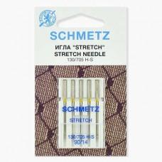 Иглы Schmetz стрейч №90 5 шт. 130/705H-S