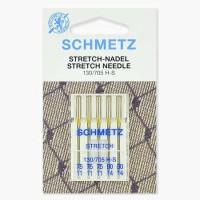 Иглы Schmetz стрейч №75-90 5 шт. 130/705H-S