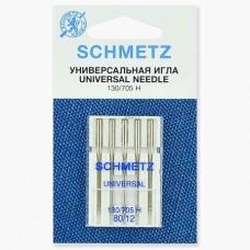 Иглы Schmetz универсальные № 80 5 шт. 130/705H