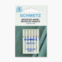 Иглы Schmetz микротекс №80 5 шт. 130/705H-M