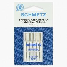 Иглы Schmetz универсальные № 90 5 шт. 130/705H