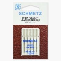 Иглы Schmetz для кожи №100 5 шт. 130/705H LL