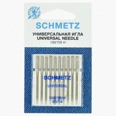 Иглы Schmetz универсальные № 90 10 шт. 130/705H
