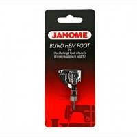 Лапка Janome для потайной строчки 200-130-006