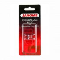 Лапка Janome для параллельного ведения шва (7мм) 200-434-003