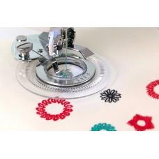 Устройство Janome для шитья по кругу (цветов) 202-261-003