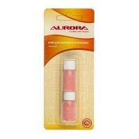 Блок запасной Aurora для мелового карандаша, красный AU-321