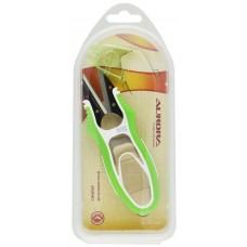 Ножницы Aurora для обрезки нитей зелёные ATC-2100