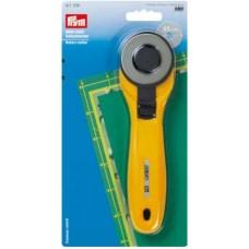 Нож раскройный Prym круглый Maxi EASY 45 мм 611379