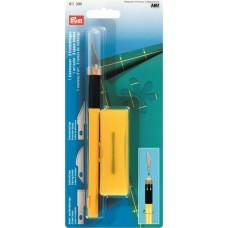 Нож раскройный Prym перовой макетный 611395