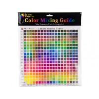 Цветовая палитра, 324 цвета