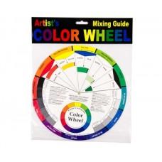 Цветовой круг, 23,5 см