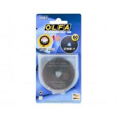 Лезвие OLFA сменное для синели 60 мм CHB-1