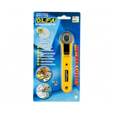 Нож раскройный OLFA дисковый 28 мм RTY-1/G