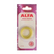 Ремень зубчатый Alfa 119 мм AF-1102