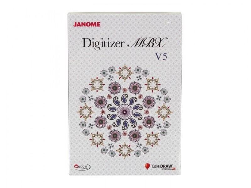 Janome Digitizer MBX ver 5.0