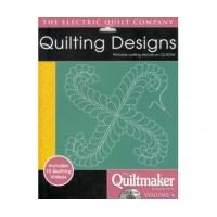 Коллекция дизайнов для стёжки Quiltmaker №4