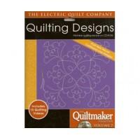 Коллекция дизайнов для стёжки Quiltmaker №7