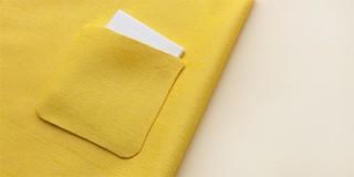 Как пришить накладной карман без настрачивания (второй способ)