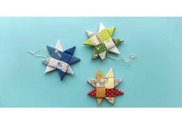 Звёзды из ткани