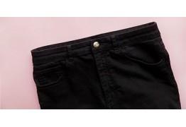Как поменять молнию на брюках