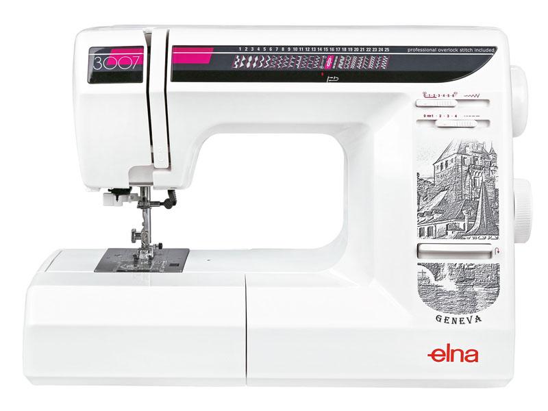 Швейная машина Elna 3007