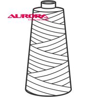 Нитки Aurora вышивальные №120 1000 м