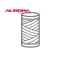 Нитки Aurora швейные Cotton №50/3 200 м