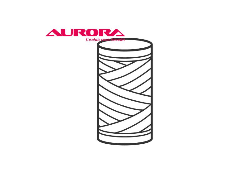 Нитки Aurora швейные Talia №30 70 м