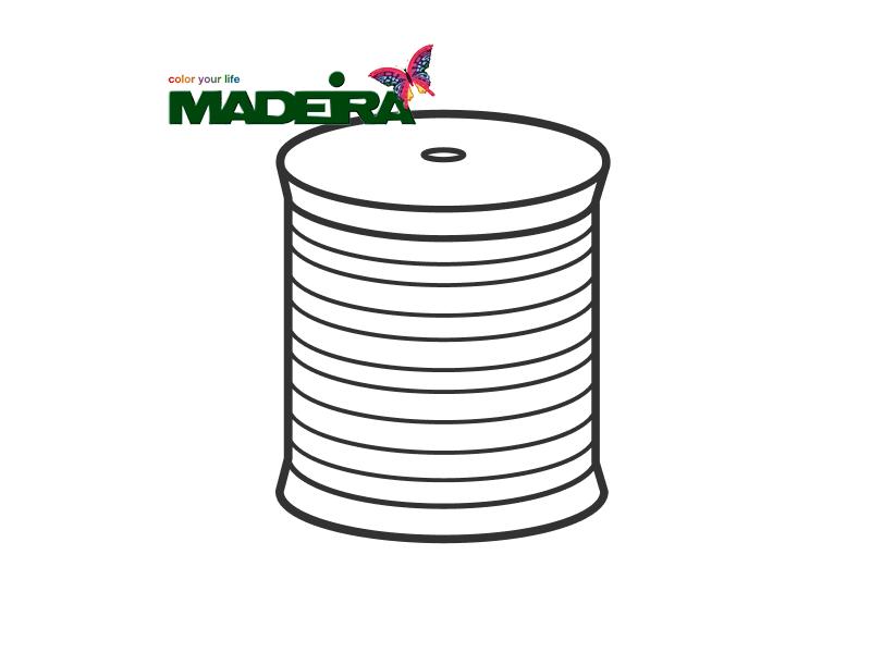 Нитки Madeira Aerofil № 120 100 м 9124