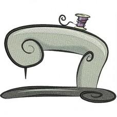 Дизайн машинной вышивки Швейная машина скачать