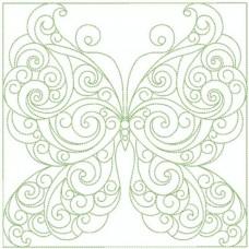 Дизайн машинной вышивки Квадрат 3 скачать