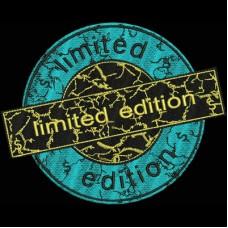 Дизайн машинной вышивки Штамп Limited Edition скачать