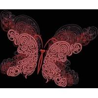 Бабочка в полёте 2