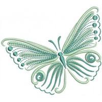 Бабочка Ракушка