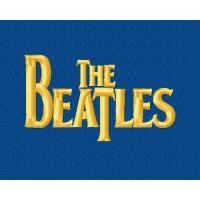 Дизайн машинной вышивки Beatles скачать